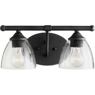 Three Posts Hewlett 2-Light Vanity Light