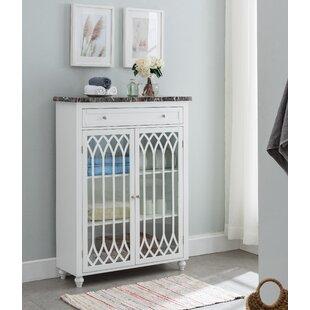 Gardella Freestanding 2 Door Accent Cabinet