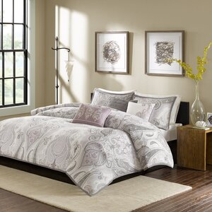 Ogden 6 Piece Duvet Cover Set
