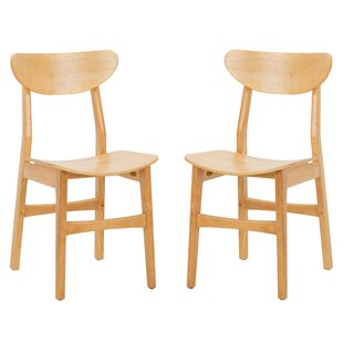 Marx Dining Chair (Set of 2) Wrought Studio