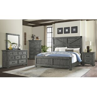 Old Forge Panel Configurable Bedroom Set