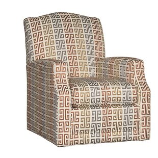 Harriet Bee Difranco Swivel Glider