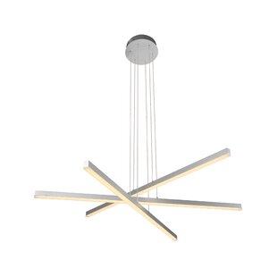 Northgate 3-Light LED Geometric Chandelier