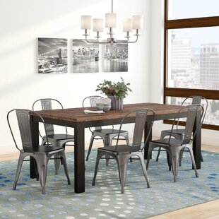 Leo 7 Piece Dining Set