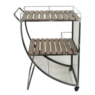 2-Tier Bar Cart Find