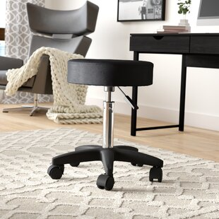 Kaila Height Adjustable Pivoting Stool