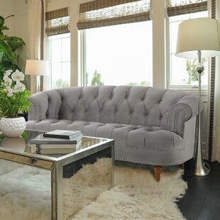 Mowry Chesterfield Loveseat