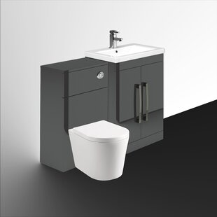 Aparicio 600mm Bathroom Furniture Suite By Mercury Row