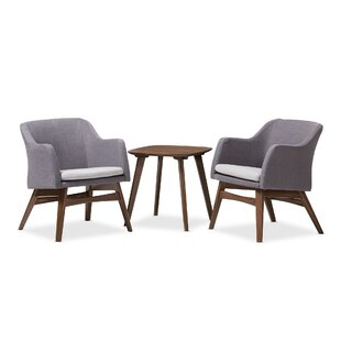 Victoria 3 Piece Living Room Set by Wholesale Interiors