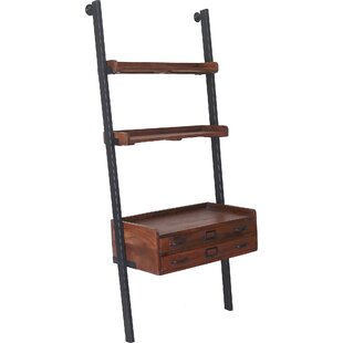 Charlemont Ladder Bookcase by 17 Stories