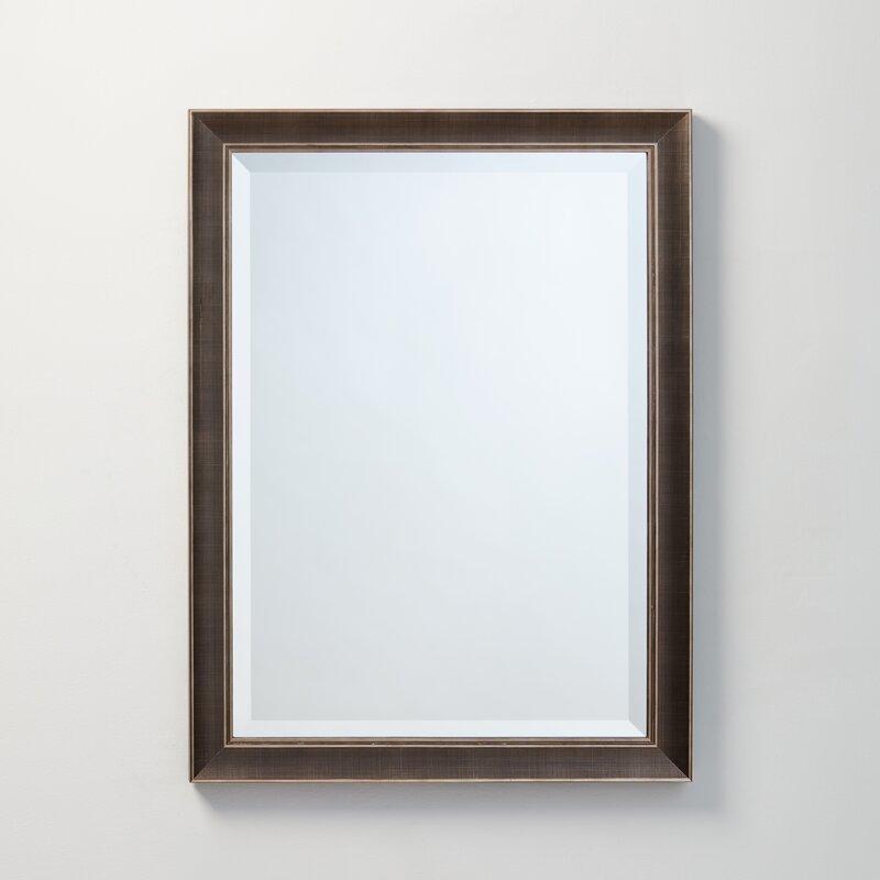 Darby Home Co Masi Traditional Beveled Bathroom Mirror Wayfair