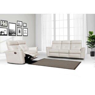 Dulcie 2 Piece Reclining Living Room Set by Orren Ellis