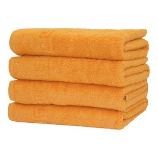 Mabie 100% Cotton Towel Set (Set of 8)