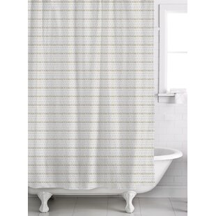Burroughs Single Shower Curtain