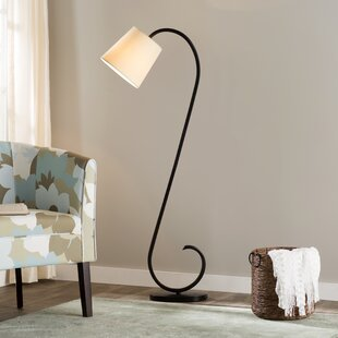 Budget Gladiola 56 Arched Floor Lamp By Andover Mills