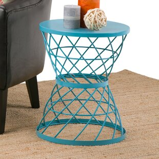 Rodney Metal End Table