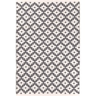 Samode Hand Woven Gray Indoor/Outdoor Area Rug