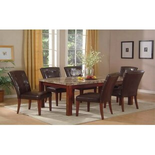 Awesome Figgs Watford Marble Top Dining Table