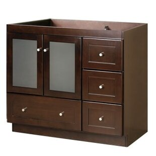 Shaker 30 Single Bathroom Vanity Base by Ronbow