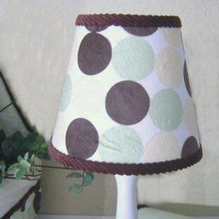 Minky Dot 8 Cotton Empire Lamp Shade
