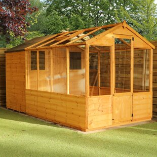 Traditional 6 Ft W X 12 Ft D Greenhouse By Sol 72 Outdoor