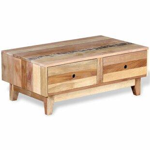 Reginia Coffee Table with Storage