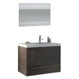Letourneau 32 Single Bathroom Vanity Set with Mirror by Ivy Bronx