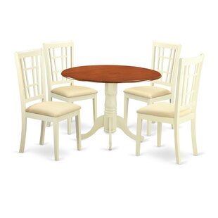 Spruill5 Piece Dining Set August Grove
