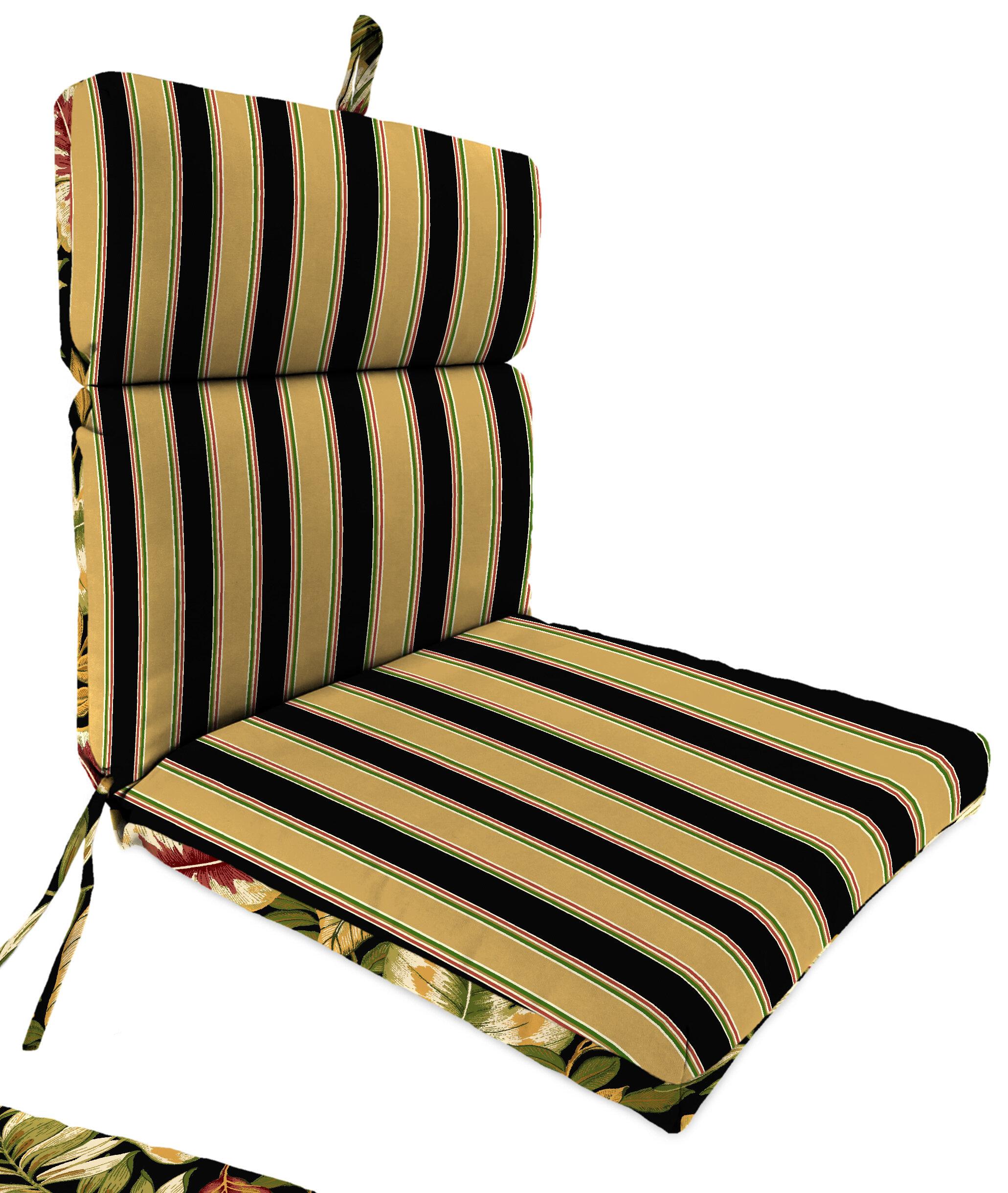 Jordan Manufacturing Universal Outdoor Adirondack Chair Cushion U0026 Reviews |  Wayfair