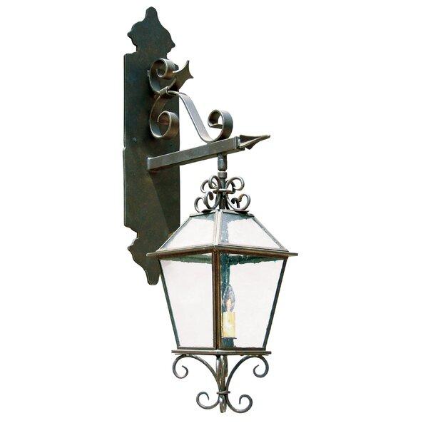 2nd Ave Design Palermo 2 Bulb Outdoor Wall Lantern Wayfair