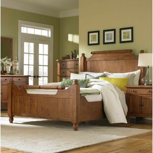 Broyhill® Attic Heirlooms Panel Bed