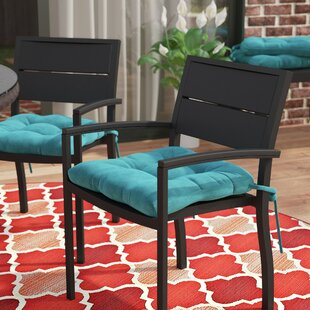 Charmant Indoor/Outdoor Dining Chair Cushion (Set Of 4)