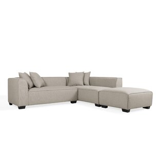 Abram Modular Sectional with Ottoman