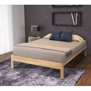 Savannah Platform Bed and Twin Trundle