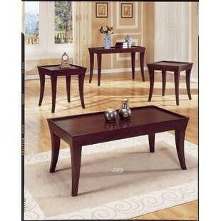 Woodhaven Hill 3216 Series 4 Piece Coffee Table Set