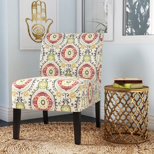 Three Posts Myla Slipper Chair