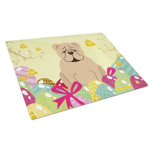 Review Saroyan Glass English Bulldog Cutting Board By The Holiday Aisle