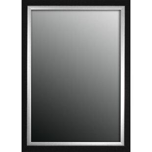Reviews Natural Ebony Wall Mirror BySecond Look Mirrors