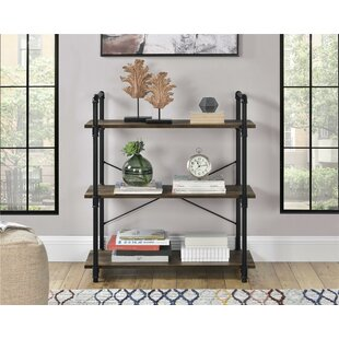 Dodd Etagere Bookcase by W..
