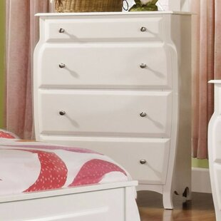 Limon Cottage 4 Drawer Chest by Latitude Run Find