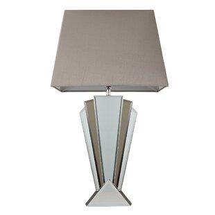 Art deco table lamps wayfair rockleigh 51cm table lamp aloadofball Choice Image