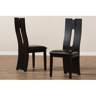 Crewkerne Upholstered Dining Chair (Set of 2)
