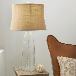 Compare prices Frederick 30 Table Lamp By Rosecliff Heights