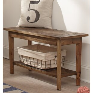 Inexpensive Nagel Wood Storage Bench By Laurel Foundry Modern Farmhouse