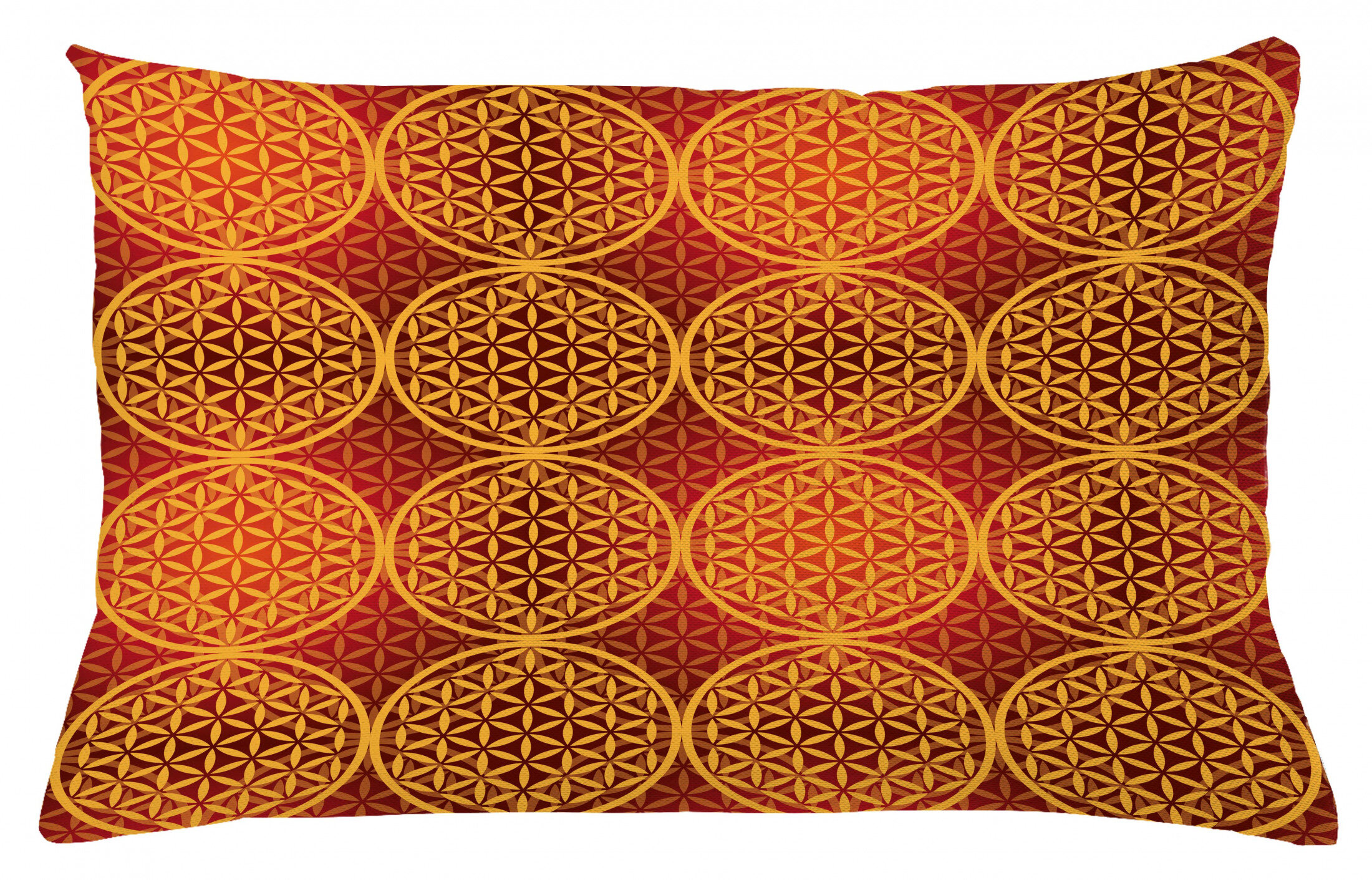 East Urban Home Victorian Indoor Outdoor Floral Lumbar Pillow Cover Wayfair