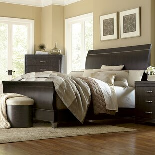 Gullett Sleigh Bed by Brayden Studio