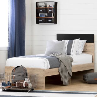 Best Choices Induzy Twin Platform Bed by South Shore Reviews (2019) & Buyer's Guide