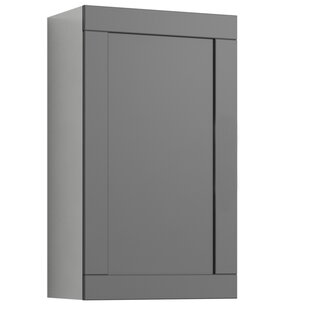 Eanes 40 X 70cm Wall Mounted Cabinet By Mercury Row
