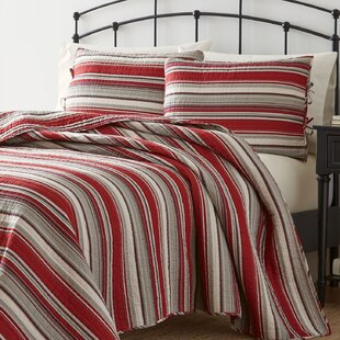 Strauss 100% Cotton Quilt Set