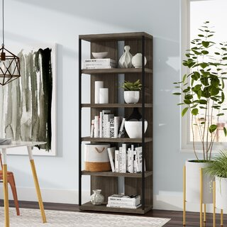 Andreas Standard Bookcase by Langley Street SKU:BE737173 Buy